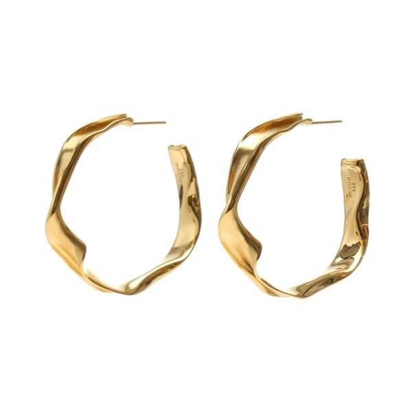 mzuu#[mzuu] Flow Large Hoop Earrings_MX9XX0810